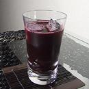 赤葡萄ジュース