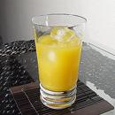 マンゴーブレンドジュース